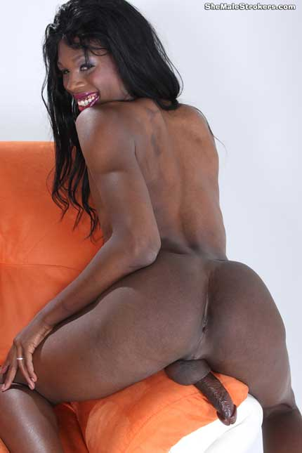 from Saul ebony tranny ass pounding